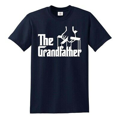 £9.95 • Buy The Grandfather Mens Funny T-Shirt Fathers Day Present Dad Godfather Birthday