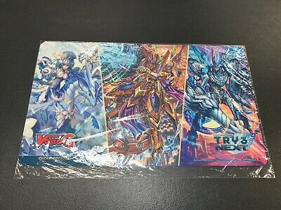 £7.04 • Buy Sealed New Cardfight Vanguard Try 3 Next Sneak Preview Playmat