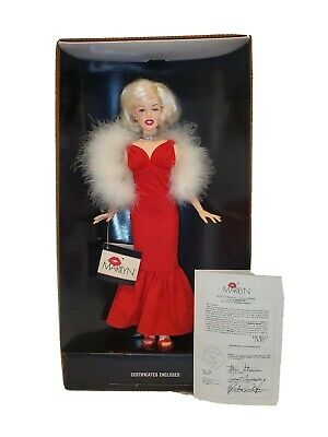 Marilyn Monroe Vintage 1983 Doll 18  Collectors Edition With Authenticity  • 197.45£