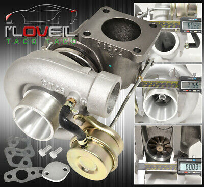 $ CDN260.94 • Buy For 86-92 Toyota Supra 3.0L 7Mgte Stock Ct26 Balanced Replacement Turbo Charger