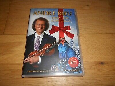 Andre Rieu Home For Christmas Dvd Brand New All Regions  • 6.95£