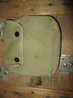 $4.99 • Buy  WWII WW2 USMC MARINES JUNGLE FIRST AID BELT POUCH  Repro
