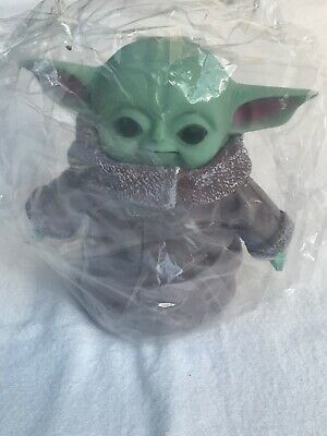 $12.95 • Buy NEW In Package 6  Tall Plastic Molded Mandalorian BABY YODA