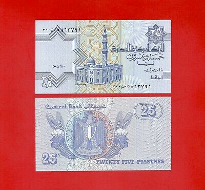 $3.34 • Buy Egypt 25 Piastres 2004 ✯ 300 Replacement ✯