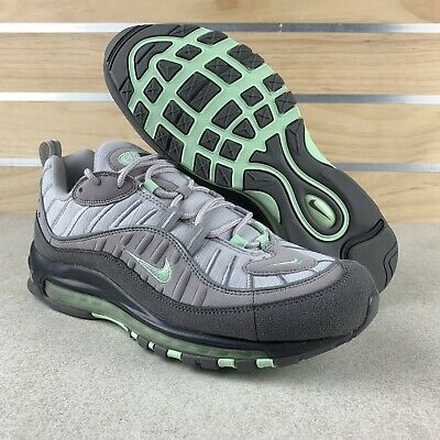 $119.99 • Buy New Men's Nike Air Max 98 Fresh Mint Retro Shoes Sneakers 640744-011 Size 10.5