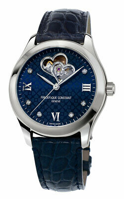 $1199 • Buy Frederique Constant Double Heart Beat Automatic Womens Watch FC-310NDHB3B6