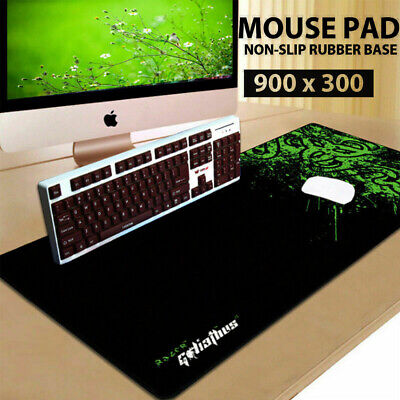 AU15.99 • Buy Razer Goliathus Large Laptop Gaming Mouse Pad Keyboard Mat 900x300mm