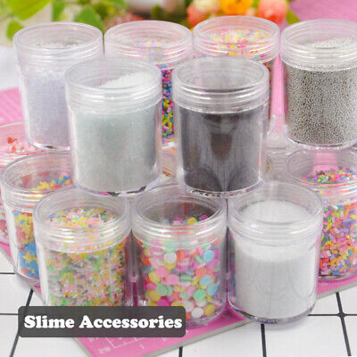 AU4.89 • Buy 2019 Shinny Beads Glitter Supplies Slime Slime Slime DIY Accessories Materials