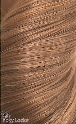 $104.82 • Buy Volumizer Seamless Clip In Human Remy Hair Extensions - All Colours / 16 Or 20