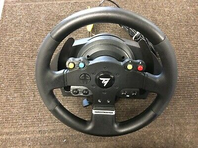 $375 • Buy Thrustmaster TMX Pro - Racing Steering Wheel And 3 Pedals Xbox One PC Simulator