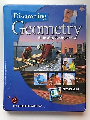 $3.99 • Buy Discovering Geometry : An Investigative Approach By Michael Serra (Hardcover)