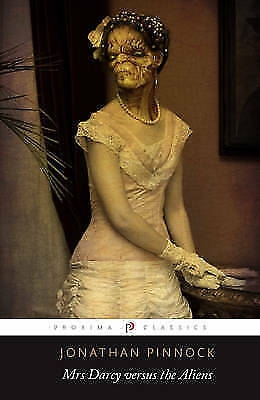 Mrs Darcy Versus The Aliens, Jonathan Pinnock, New- In Excellent Condition** • 5.99£