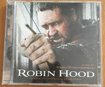 Robin Hood Original Motion Picture Soundtrack • 13£