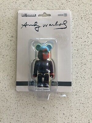 $64 • Buy Andy Warhol Bearbrick. 100% Limited
