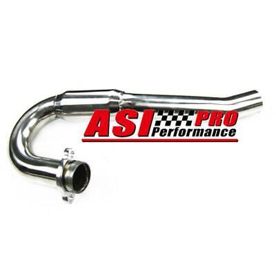 $99 • Buy Stainless Exhaust Header Pipe For 2004-2008 HONDA CRF450R 2005 2006 2007 US PRO