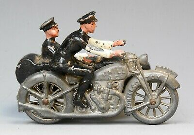 JOHILLCO Lead Civilian Police Series - #592 SPEED COP MOTORCYCLE COMBINATION #2 • 20£