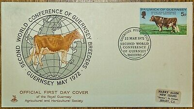 GUERNSEY FDCs, PRESENTATION PACKS, BOOKLETS, INTERNATIONAL REPLY COUPONS • 1£