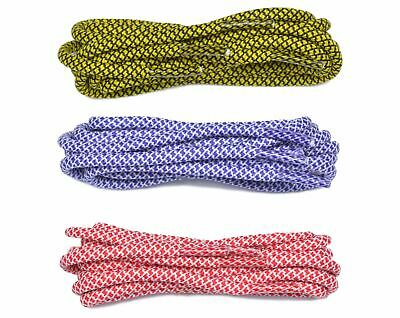 £3.99 • Buy Mosaic Laces For Yeez, Airmax, Nike, Adidas 95,97,99 Sneakers Varied Colours