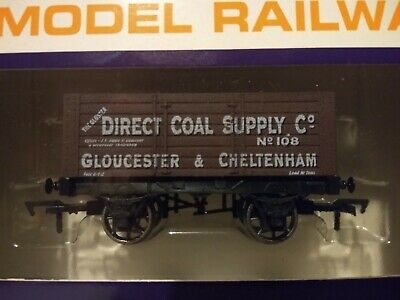 Dapol Limited Special Edition Wagon Gloster Direct Coal Supply Co No 108 2011 • 20£