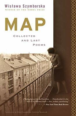 Map, Paperback,  By Wislawa Szymborska • 15.29£