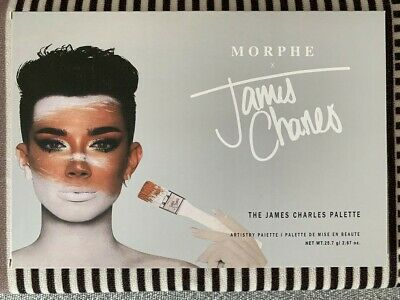 $27.91 • Buy Morphe X James Charles Palette Eyeshadow New Free Shipping