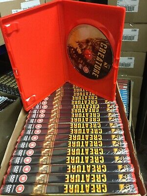 200 Brand New RED DVD Cases FREE UK POSTAGE Replacement 14mm Spine Amaray Empty • 31.99£