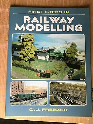 Railway Modelling By C. J. Freezer (1998, Book, Other) • 4£
