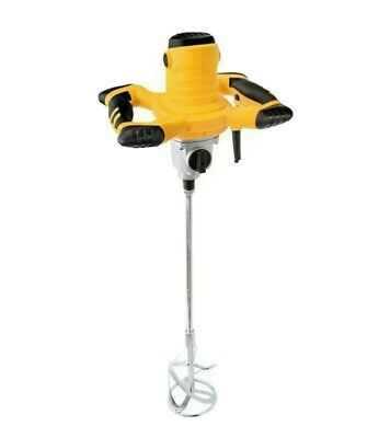 £74.95 • Buy 240v 1200w Morter Plaster Paint Cement Grout Paddle Mixer Stirrer (CT0950)