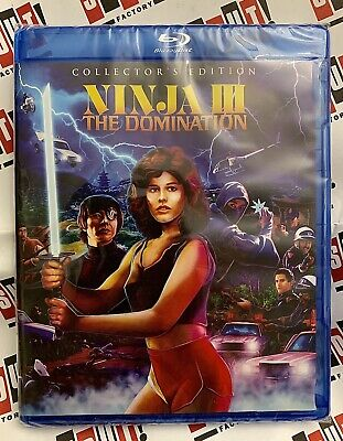 $ CDN33.24 • Buy Ninja 3 - The Domination (1984) Scream Factory Collector's Edition 4K Blu-ray