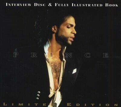 Prince Interview Disc And Full Illustrated Book (limited Edition) • 15.50£