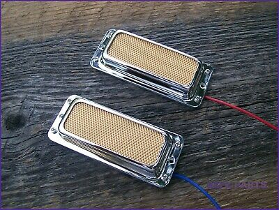 $ CDN60.15 • Buy Gold Foil Pickup Set Vintage Silvertone - Harmony Teisco Style EZPZ GUITAR PARTS