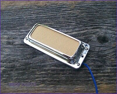 $ CDN31.27 • Buy Gold Foil Pickup - Vintage Silvertone - Harmony - Teisco Style EZPZ GUITAR PARTS