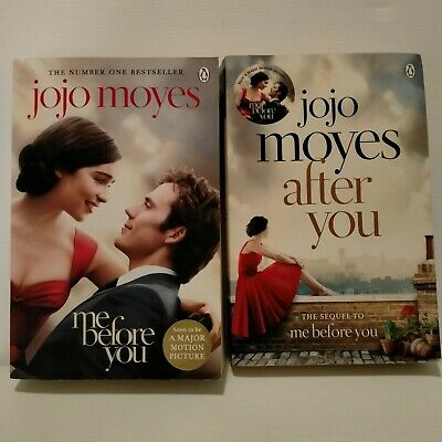 AU25 • Buy Me Before You And After You By JoJo Moyes Romance Bestseller