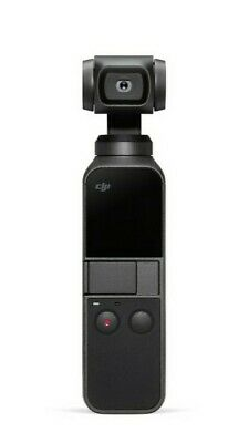 $190 • Buy DJI Osmo Pocket 3-Axis Stabilizer And 4K Handheld Camera W/Extras