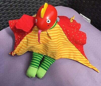 £9.99 • Buy ItsImagical Wooden Headed Dragon Puppet
