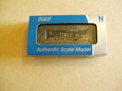 Dapol N Gauge - 2s-012-010 Terrier A1x 32636 Br Lined Black Late Crest • 90£