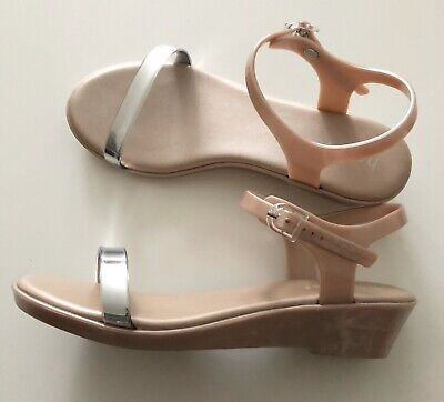 HOLSTER Jelly Sandals Size 38/5 • 20£