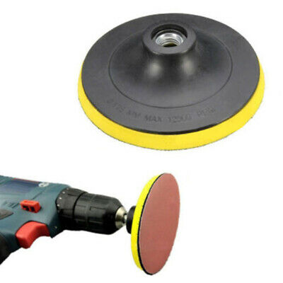 60PC//Set 50mm Sanding Disc Sandpaper with Backing Pad For Dremel Rotary Tools.