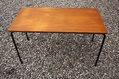 Vintage School Desk/table (1960's) • 15£