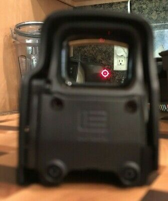 $500 • Buy EOTECH EXPS2-0 Holographic Red Dot Sight, Black, W/ QD Lever