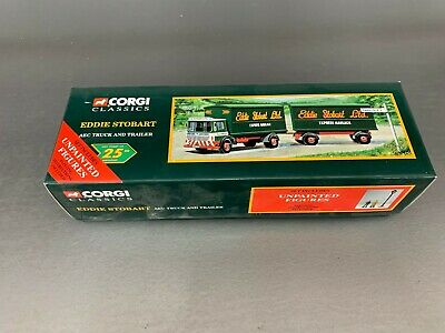 $15 • Buy Corgi Classics 97369 Eddie Stobart LTD AEC Truck And Trailer 1:50