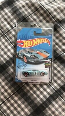 Hot Wheels 2020 Super Treasure Hunt Ford GT-40 VHTF • 40£