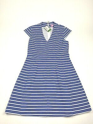 $26 • Buy Adorable! Lilly Pulitzer Striped Dress New With Tag! So Cute Size Large