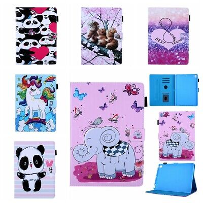 Lovely PU Leather Flip Stand Case Cover For IPad IPad 10.2 2019/Air3 10.5 Tablet • 11.92£