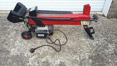 Logmaster Electric/Hydraulic Log Splitter. BN16 West Sussex Area. • 92£