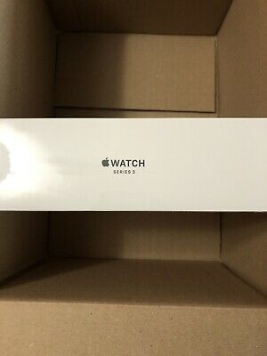 $ CDN216.54 • Buy Apple Watch Series 3 GPS 38 Mm Space Gray Aluminum Case With Black Sport Band -