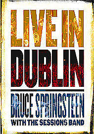 Bruce Springsteen With The Sessions Band - Live In Dublin (DVD, 2007) • 3.99£