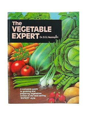 £7.24 • Buy The Vegetable Expert: A Complete Guide [Paperback] [1985] Hessayon, D. G.