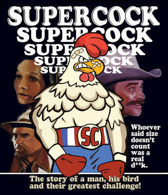 Supercock Blu Ray 1975 Garagehouse Pictures Phillipino Exploitation  • 22.50£