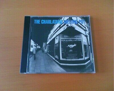 The Charlatans CD Melting Pot 607618019822 • 4£